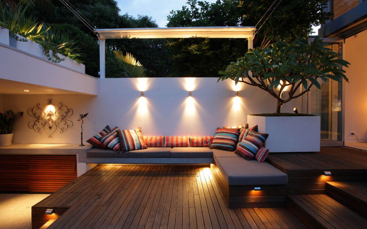 diseo de espacios verdes e interiores