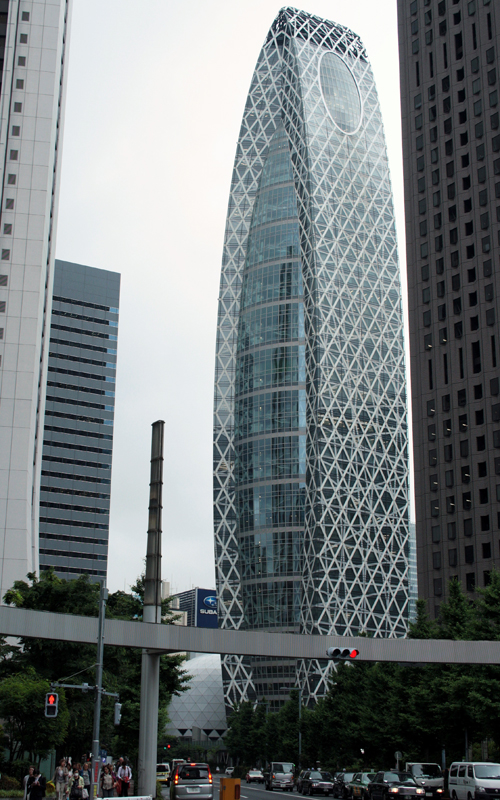 Tokio Cocoon Bldg 1